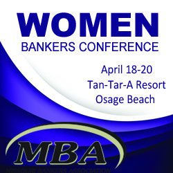 2018 Women Bankers Conference - April 18-20 - Osage Beach